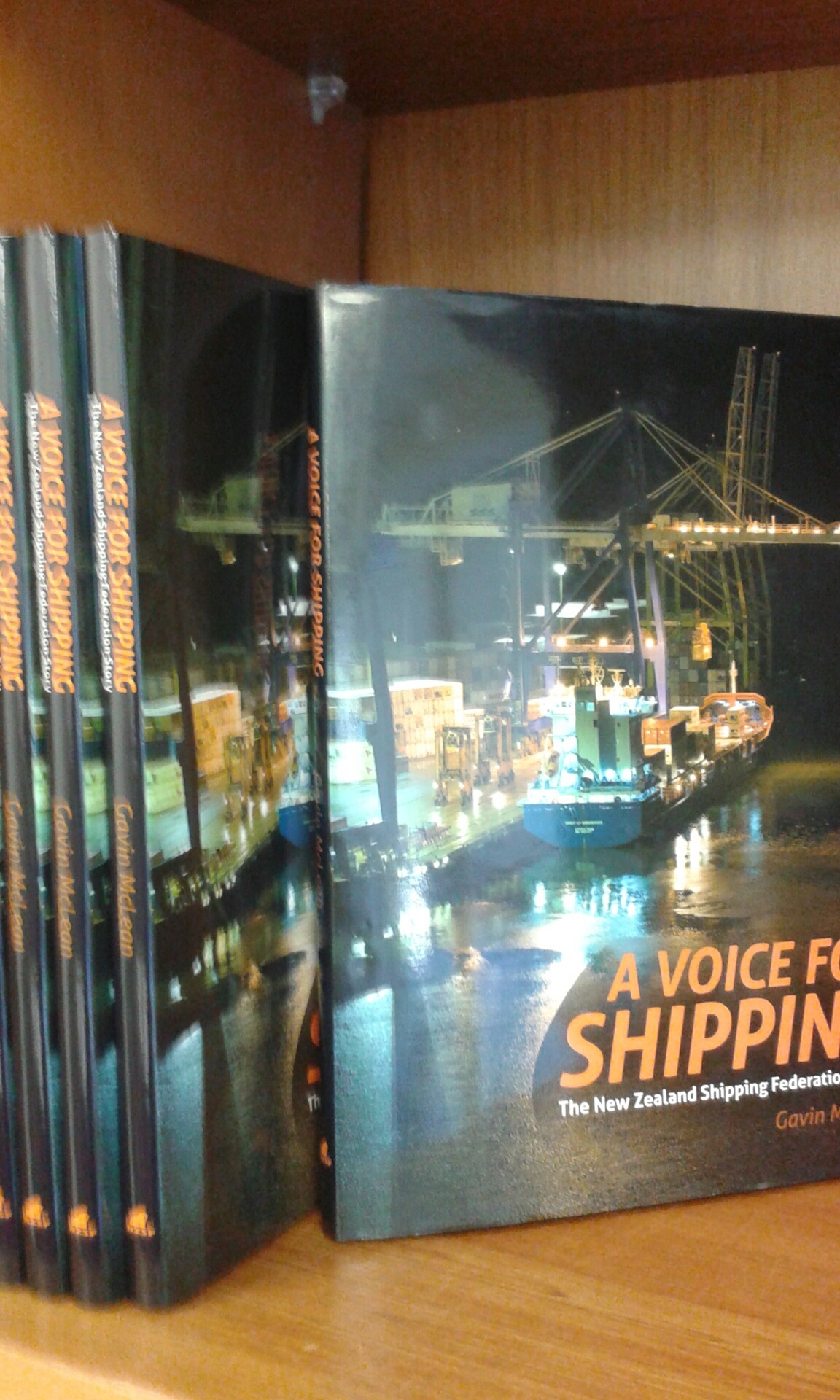 Book A Voice For Shipping